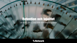 ProSales om retention och lojalitet