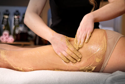 VIDEO metodica PRO Mud massage