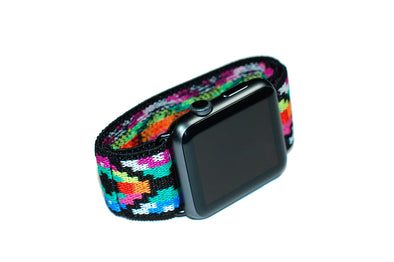Aztec Chromatic - Apple Watch Band