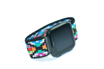 Aztec Chromatic - Fitbit Versa Series and Fitbit Sense