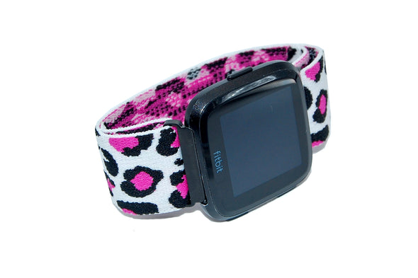 Snow Leopard - Fitbit Versa Series and Fitbit Sense