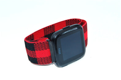 Red Buffalo - Fitbit Versa Series and Fitbit Sense