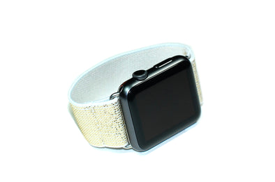 White Gold - Apple Watch