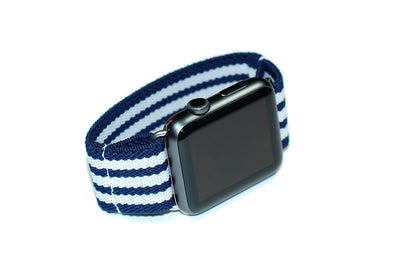 Navy Wave - Apple Watch
