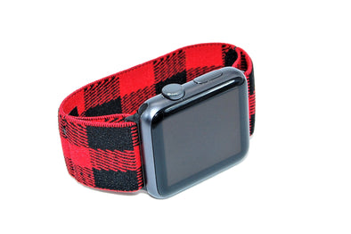 Red Buffalo - Apple Watch Band