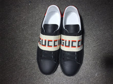 Load image into Gallery viewer, Ace Gucci Stripe Sneakers