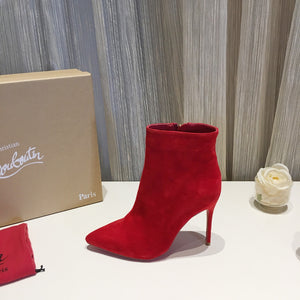 Red Bottom Booties (5 colors)