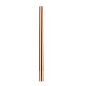 Rose Gold Bubble Tea Straw