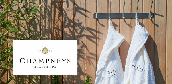 Competition Time - Win your mum a £70 voucher for Champneys Spa