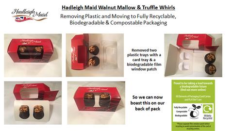 Making Our Packaging Compostable/Recyclable – Hadleigh Maid