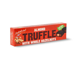 Dark Chocolate Almond Truffle and Whole Hazelnut Bar - (70g)