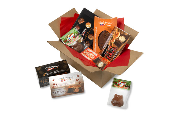 Milk Chocolate Gift Bundle 8 product pack - (745g)