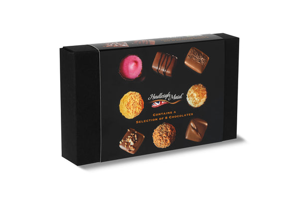 Chocolate Selection Box Assortment (112g - 8 pieces)