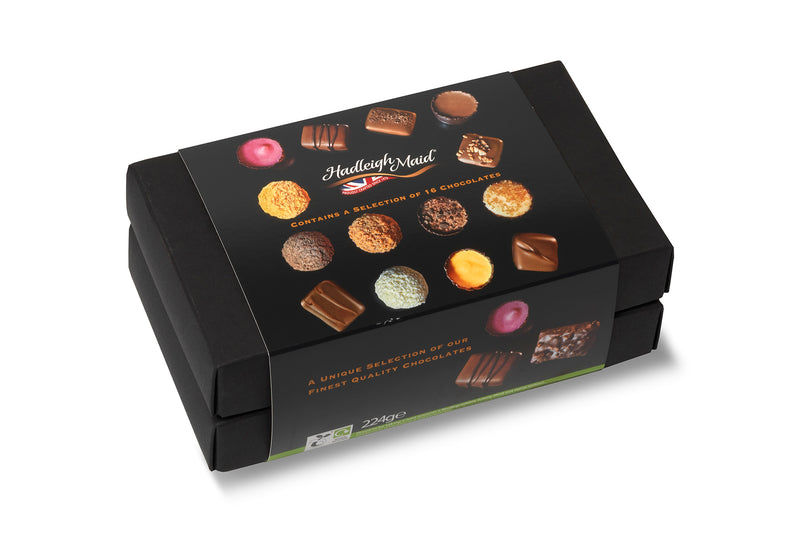 Chocolate Selection Box Assortment (224g - 16 pieces)
