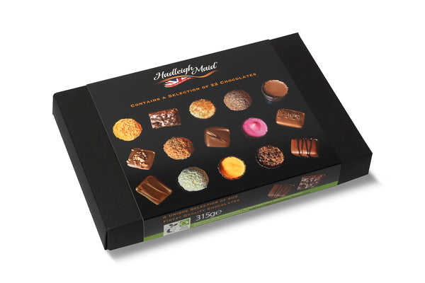 Chocolate Selection Box Assortment (315g - 22 pieces)