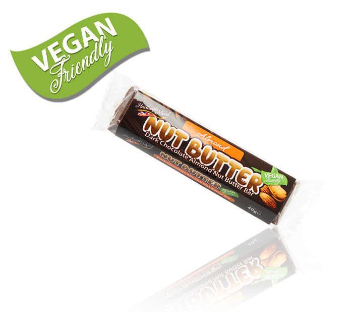 Dark Chocolate Almond Nut Butter Truffle Filled Bar - (40g)