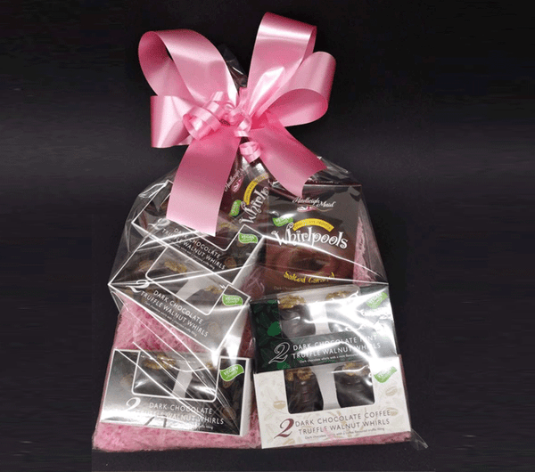 Vegan Friendly Chocolate Gift Bundle 7 product pack - (716g)
