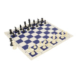 Standard Chess Board & Pieces