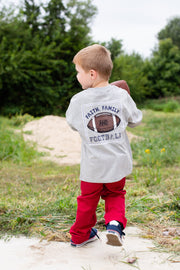Rugged Butts Faith Family Football Signature Tee