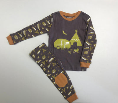 Camping Tour Pajama Set
