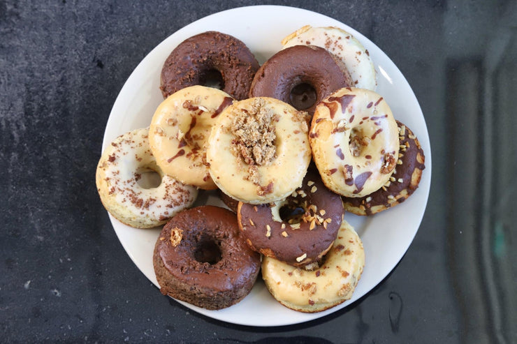 The Omaha Bakery 4 Pack of Keto Donuts September 18th order