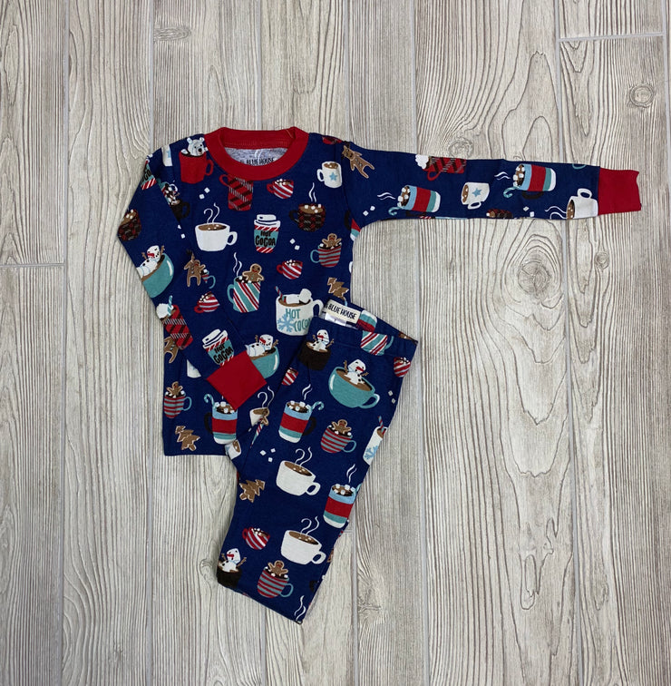 Boys Hot Cocoa Pajama Set