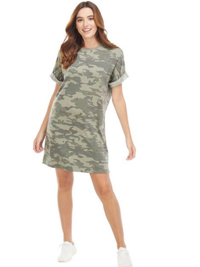 Mud Pie Camo Dress