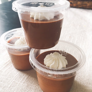 Weekly Special! Keto Dark Chocolate Mousse