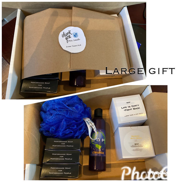 Gift Set - Large with custom labels