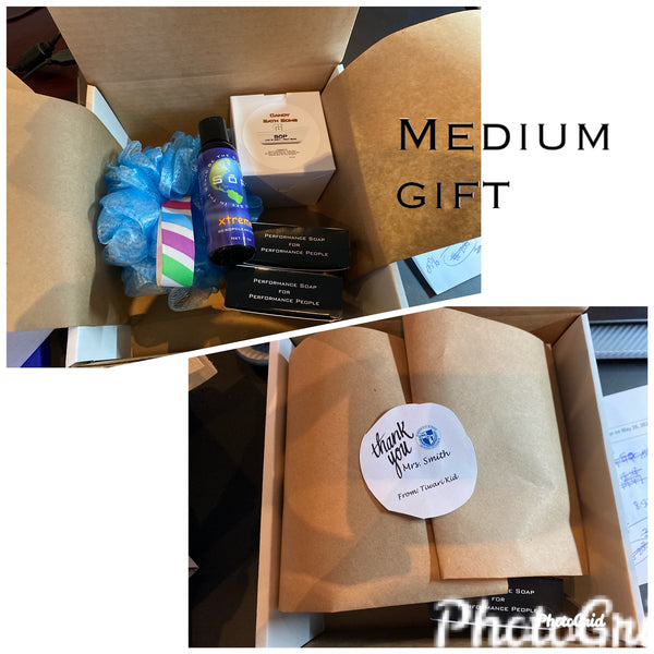 Gift Set - Medium with custom label