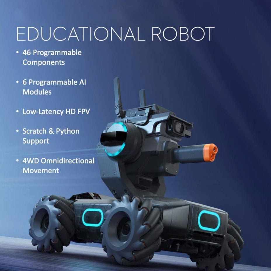 (🔥Christmas sales | Up to 50% OFF🔥)Christmas gift&  Intelligent Educational Robot Toy