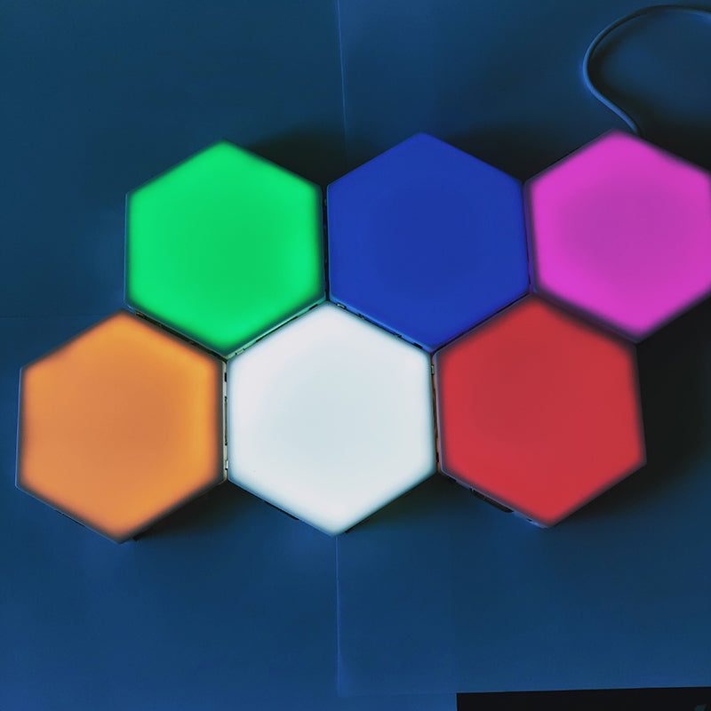 (🔥Christmas sales | Up to 50% OFF🎅)Creative touch honeycomb stitching wall light