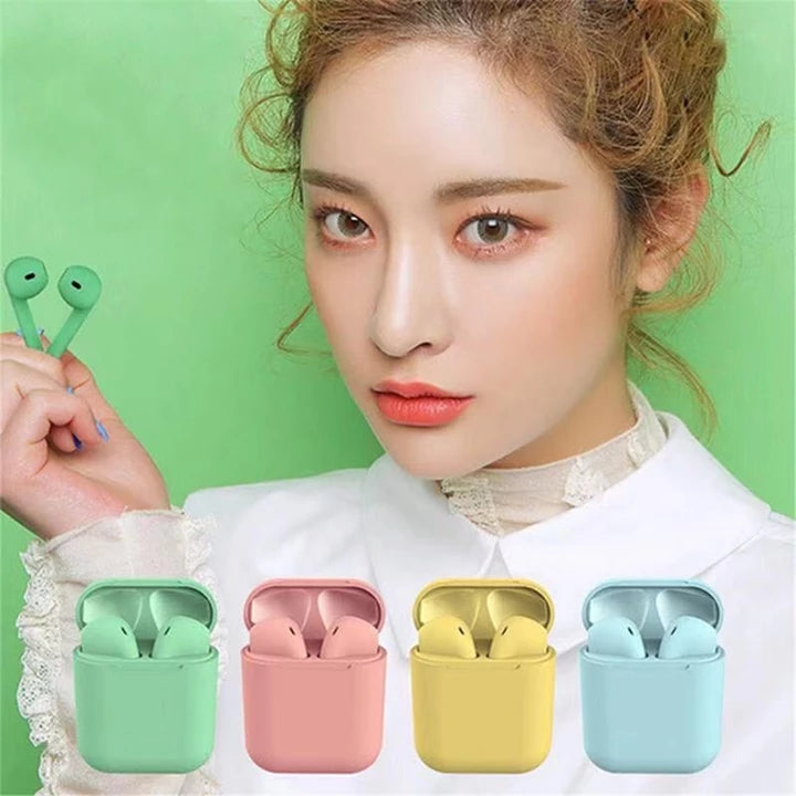 2019 Version TWS Wireless Bluetooth Earphones