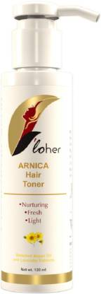 "F'loher ARNICA Hair Toner"" Men & Women  (120 ml)"