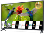 LG All-In-One 108cm (43 Inch) Full HD LED Smart TV (43LM5600PTC)
