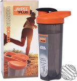Jaypee Plus ATMOS 700 ml Shaker  (Pack of 1, Orange, Plastic)