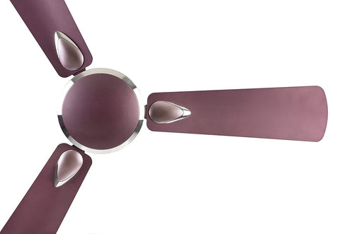 Usha Striker Platinum 1200mm Ceiling Fan (Lavender Chrome)