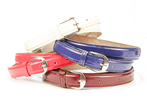 ARTIFICIAL GENUINE LEATHER BELT PACKS OF 4