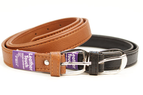 GENUINE LEATHER BELT PACK OF 2