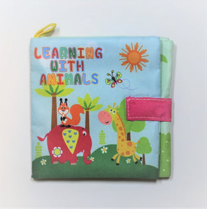 Learning With Animals Book