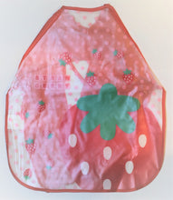 Load image into Gallery viewer, Strawberry Long Sleeve Bib