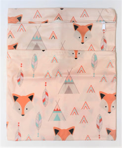 Fox Double Pocket Wet Bag