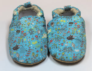 Blue Bird Shoes