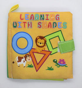 Learning With Shapes Book