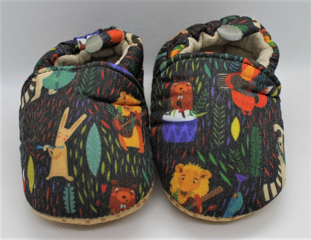 Colourful Animals Shoes