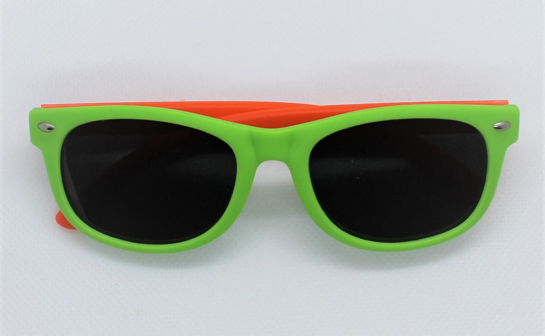 Green & Orange Sunglasses
