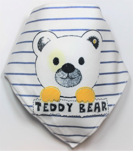 Teddy Bear Bib