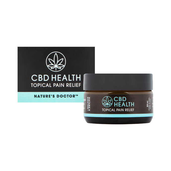 Topical Pain Relief - cbd-health-south-africa