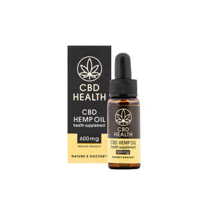 CBD Health supplement (2mg of CBD per drop) - cbd-health-south-africa