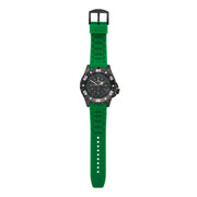 Bermuda Watch Co Shelly Bay Smart Light Green and Black Watch Mens